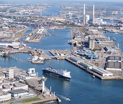 Lhp agency op rateur portuaire au port du havre for Salon du chiot le havre